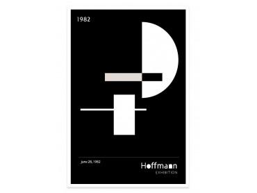 Poster Exposition hoffmann