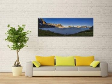 Tableau paysages panorama le mont perdu Pyrénées