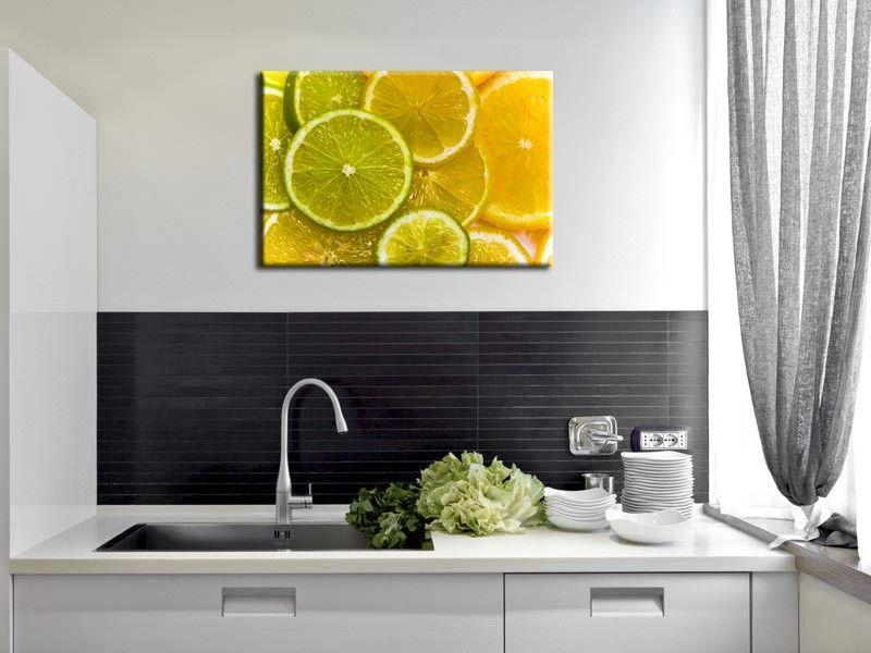 tableau moderne cuisine. Black Bedroom Furniture Sets. Home Design Ideas