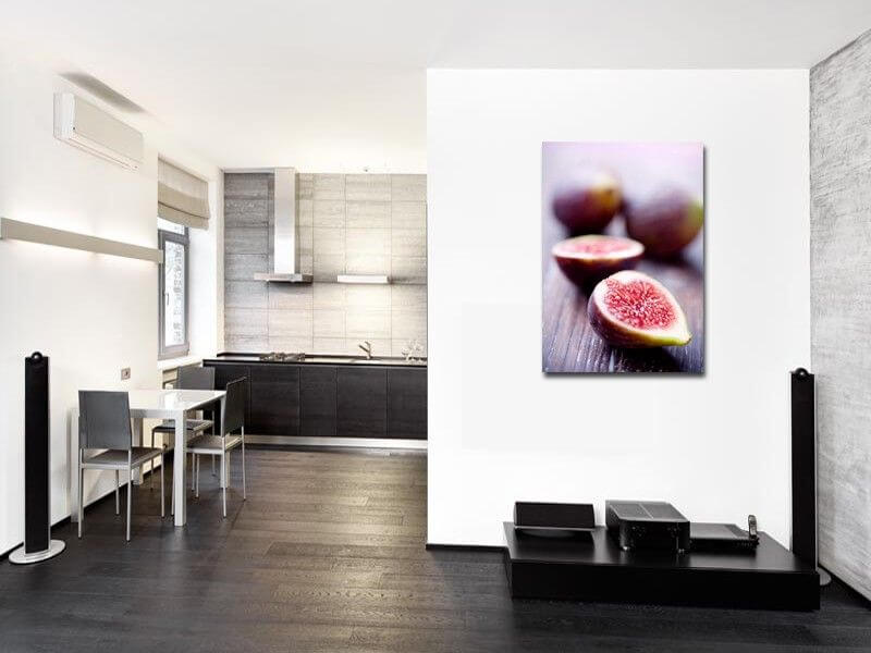 Tableau moderne d co cuisine fruit figue prix bas sur hexoa - Tableau ardoise deco cuisine ...