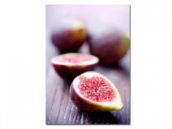 Tableau moderne déco cuisine fruit figue
