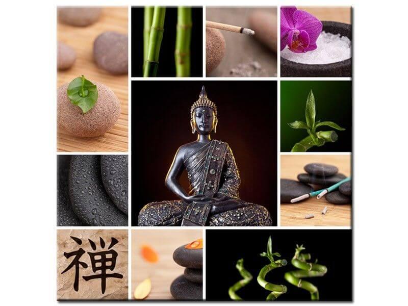 Tableau d coration zen vente en ligne de tableaux pas chers - Decoration murale zen ...