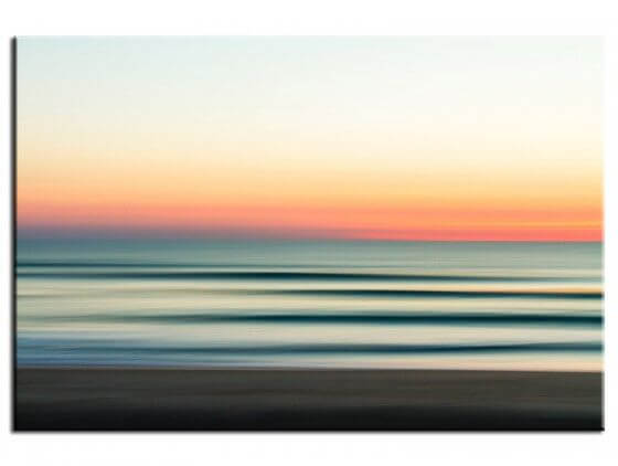 Tableau contemporain Sunset Lines