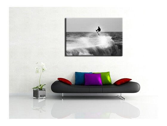 Tableau design Surf Hossegor