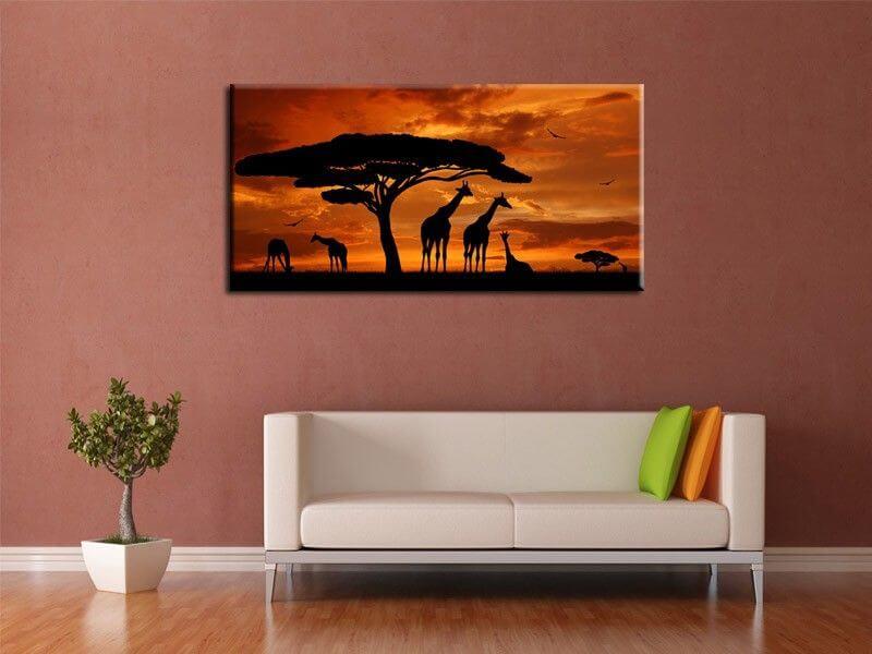 Tableau design afrique boutique en ligne de tableaux pas chers - Prix tableau peinture ...