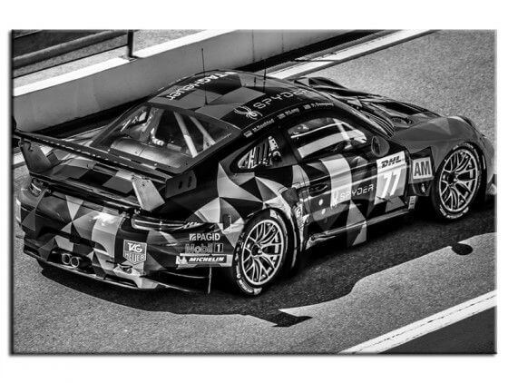 Tableau photo Le Mans Série 2015