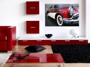 Tableau design voiture collector