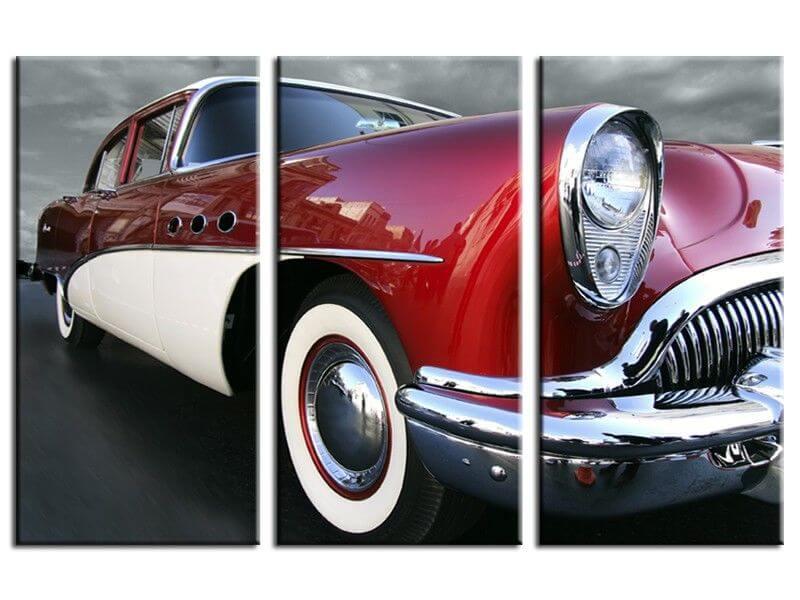 tableau voiture collector sur toile plexiglass et alu pas cher. Black Bedroom Furniture Sets. Home Design Ideas
