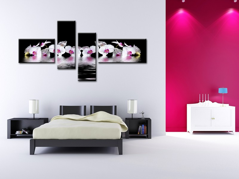 Comment bien choisir son tableau deco hexoa for Decoration murale salon moderne