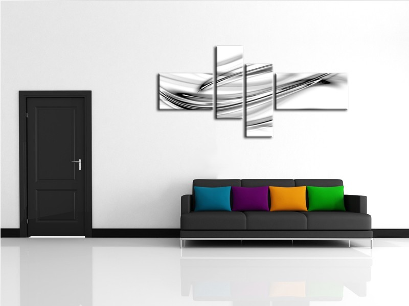 les tendances de la deco murale hexoa. Black Bedroom Furniture Sets. Home Design Ideas