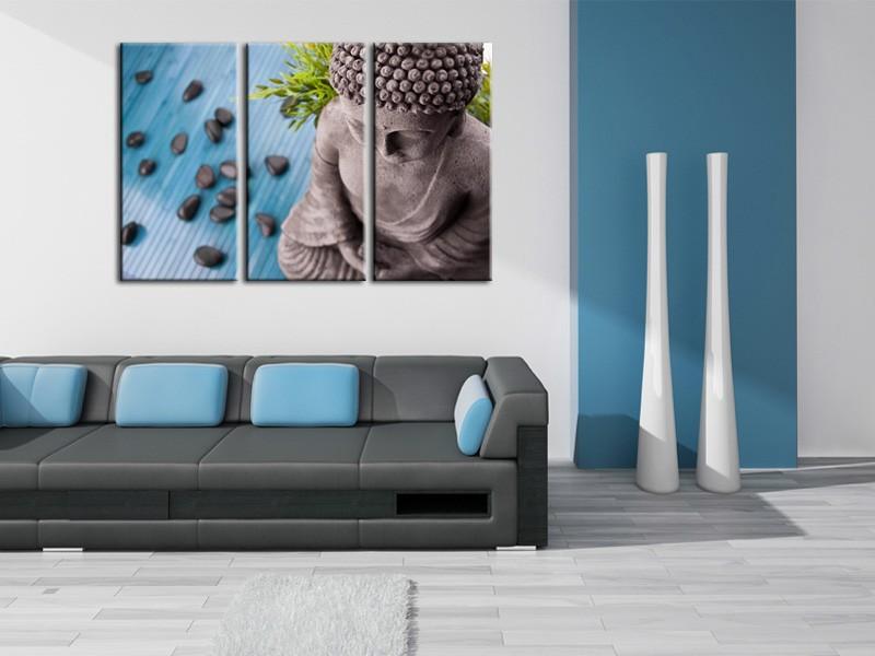 les conseils pour bien choisir votre tableau bouddha hexoa. Black Bedroom Furniture Sets. Home Design Ideas