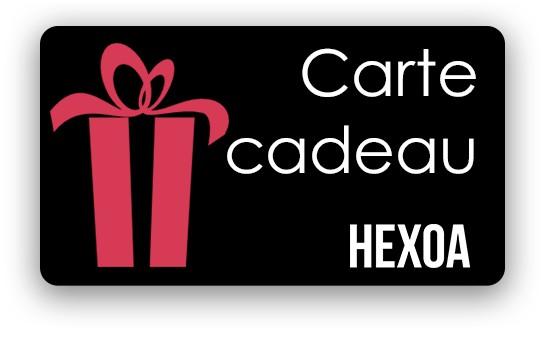 Carte Cadeau HEXOA